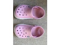 Crocs size J1