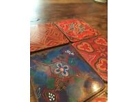 Art Deco Coasters