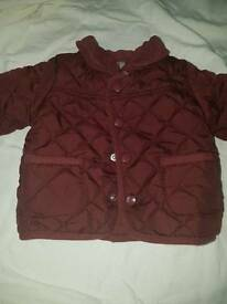 Baby Boys Jacket size 0-3 Month