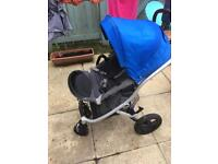 Britax affinity 3 in 1 travel system