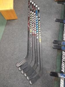 Tyler Seguin Game Used Sticks