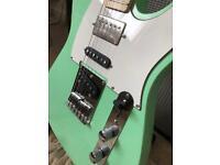 Fender badged telecaster custom