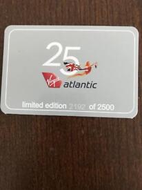 Virgin Atlantic 1:400 scale model 747 -200