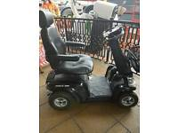 Mobility scooter landlex gazelle s420 8 miles p h r 2014 worth £5000 new ono