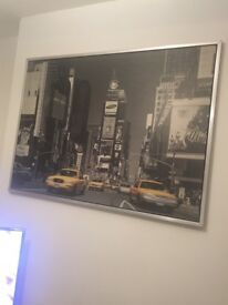 Large Ikea New York Taxi Picture