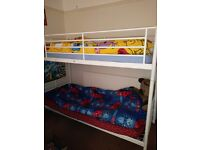 White Ikea Bunk Beds