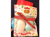 Jelly belly bath gift set