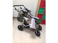 Easy walker double buggy