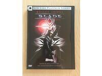 Blade Trilogy DVD Region 1 (US Import)