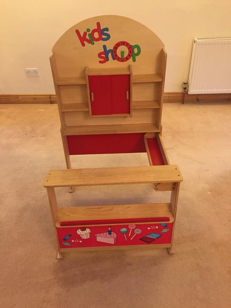 SSTC Wooden toy shop