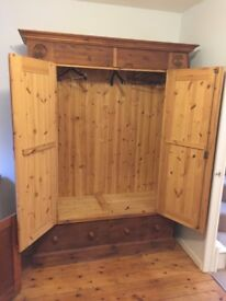 Large wardrobe £150