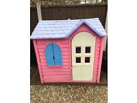Little Tikes Pink Country Cottage