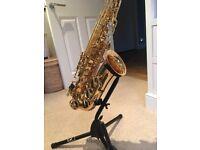 Saxophone Jupiter 500 & accessories