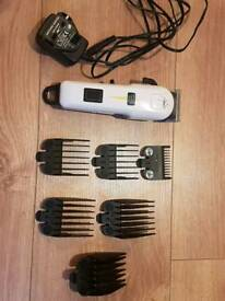 3x Barber clippers