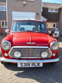 Rover Mini 1998 (Red)
