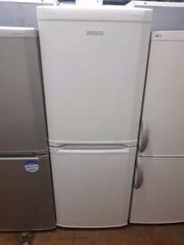 White Beko Fridge Freezer (6 Month Warranty)