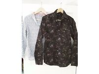 2x shirts £10