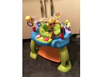Baby activity centre jumperoo