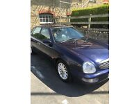 Ford Scorpio Cosworth . Very rare . Huge service history . Lovely old car .