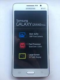 Samsung Galaxy Grand Prime Unlocked mobile phone