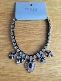 Brand new with tags statement neckless from Debenhams PPR £18