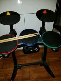 Xbox 360 Drums (no peddle)