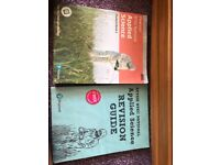 Applied science books