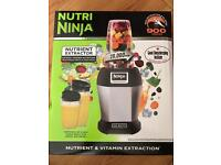 Brand new in box nutri ninja