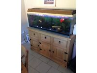 Fish tank and unit for sale