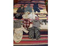 Baby boy bundle 0-3m