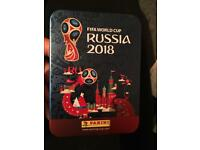 Russia 2018 stickers for swaps