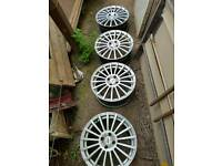 TSW alloys 17""