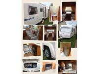 Bailey ranger series 5 caravan