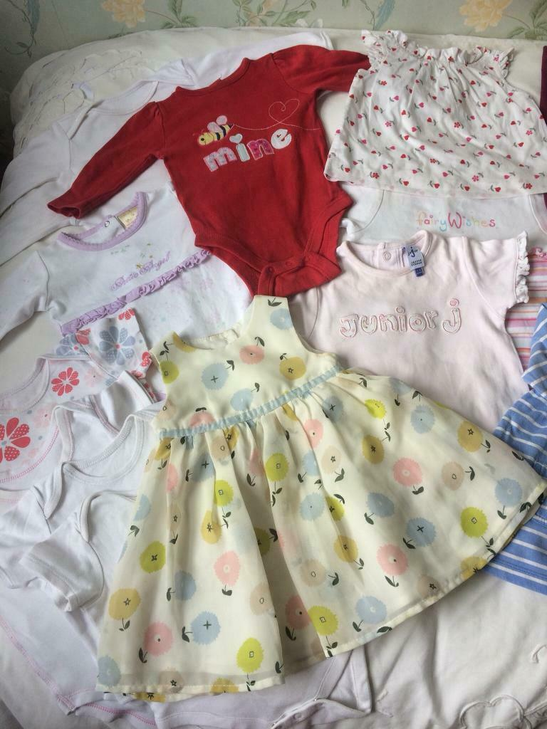 Gorgeous Baby Girl 3-6 Months Bundle Inc Next And Jasper Conran Bundles