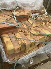 Mixed stock bricks