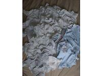 Newborn / first size baby clothes bundle