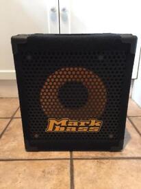 """Markbass NY121 - 12"""" 400W Lightweight Bass Cabinet."""