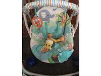 Bright Stars Swinging Chair.