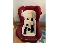 Mothercare Madrid Unisex Car Seat From Birth - 4 Years. Stage 1/2 Stage 0+ / 1