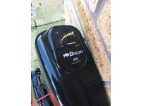 Bison electrical outboard