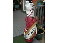 Spalding Golf clubs with Maxfli Bag good for strter only £28.00