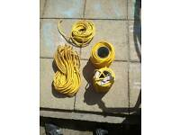Rolls of 110V cable