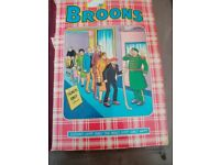 Oor Wullie and Broons books