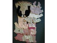 0-3 months girls mini bundle