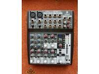 Behringer mixer desk