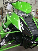 Donèt Be Left In a Snow Drift this Winter!! Buy and Arctic Cat!!