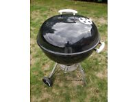 Weber One-Touch 57cm Kettle Barbecue BBQ