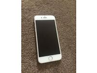 iPhone 6 Silver/White 64GB - EE