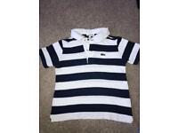 Lacoste boys polo shirt age 6
