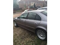 bmw 528i semiautomatic with fresh mot drive very well